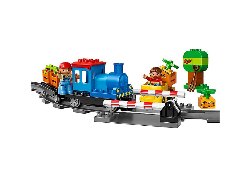 Lego Push Train