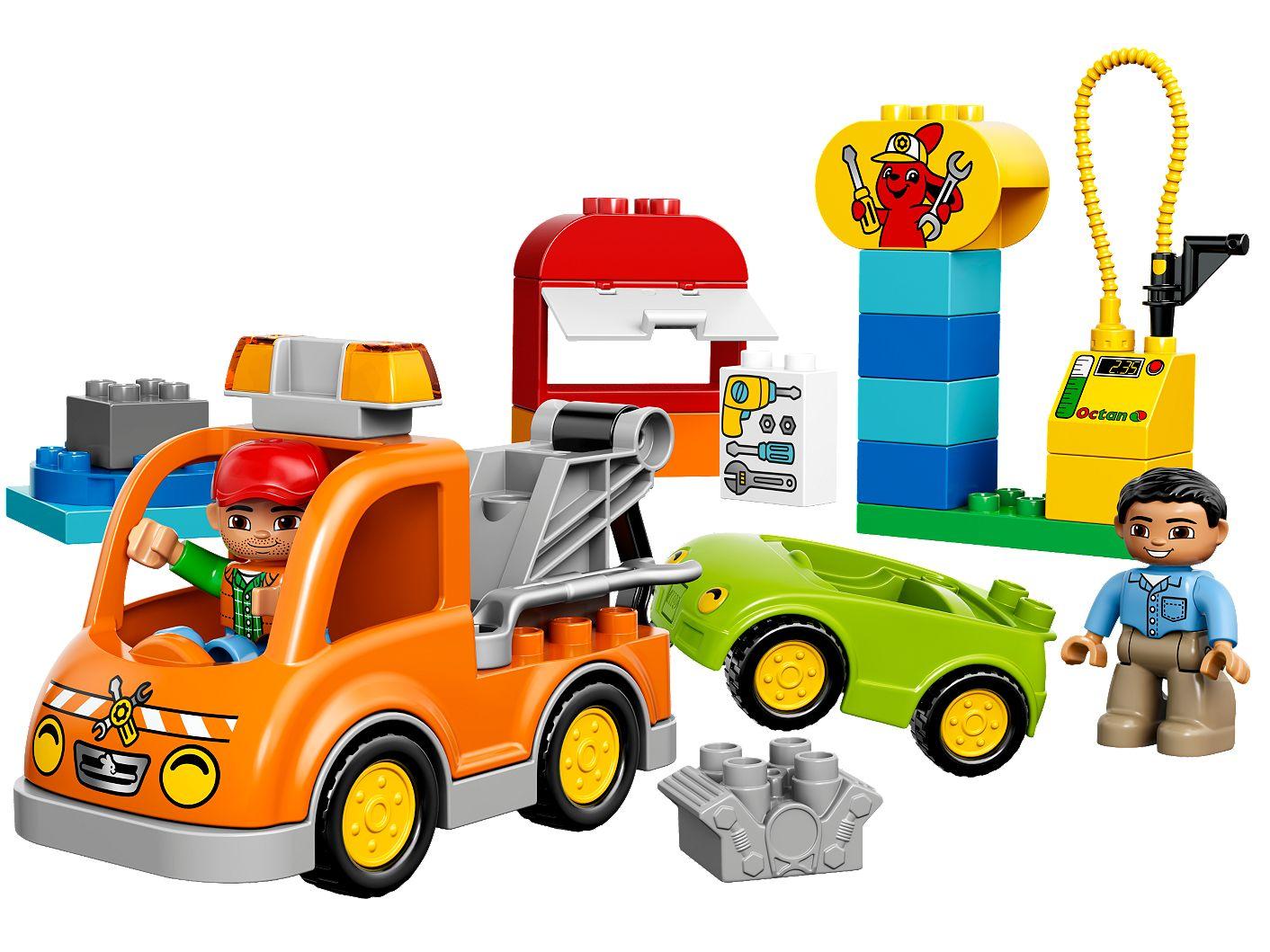 Wonderbaarlijk Tow Truck 10814 | DUPLO® | Buy online at the Official LEGO® Shop DE WR-46