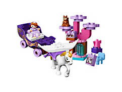 Sofia the First Magical Carriage