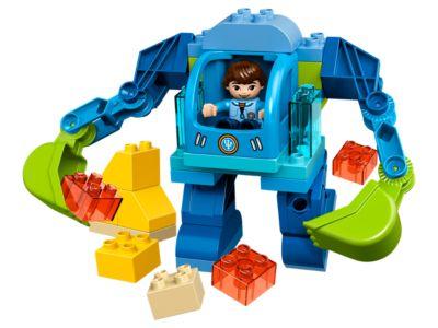 Miles´ Exo-Flex Suit - 10825 | DUPLO® | LEGO Shop