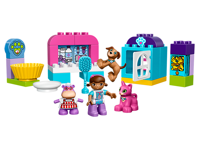 Doc McStuffins Pet Vet Care 6136886