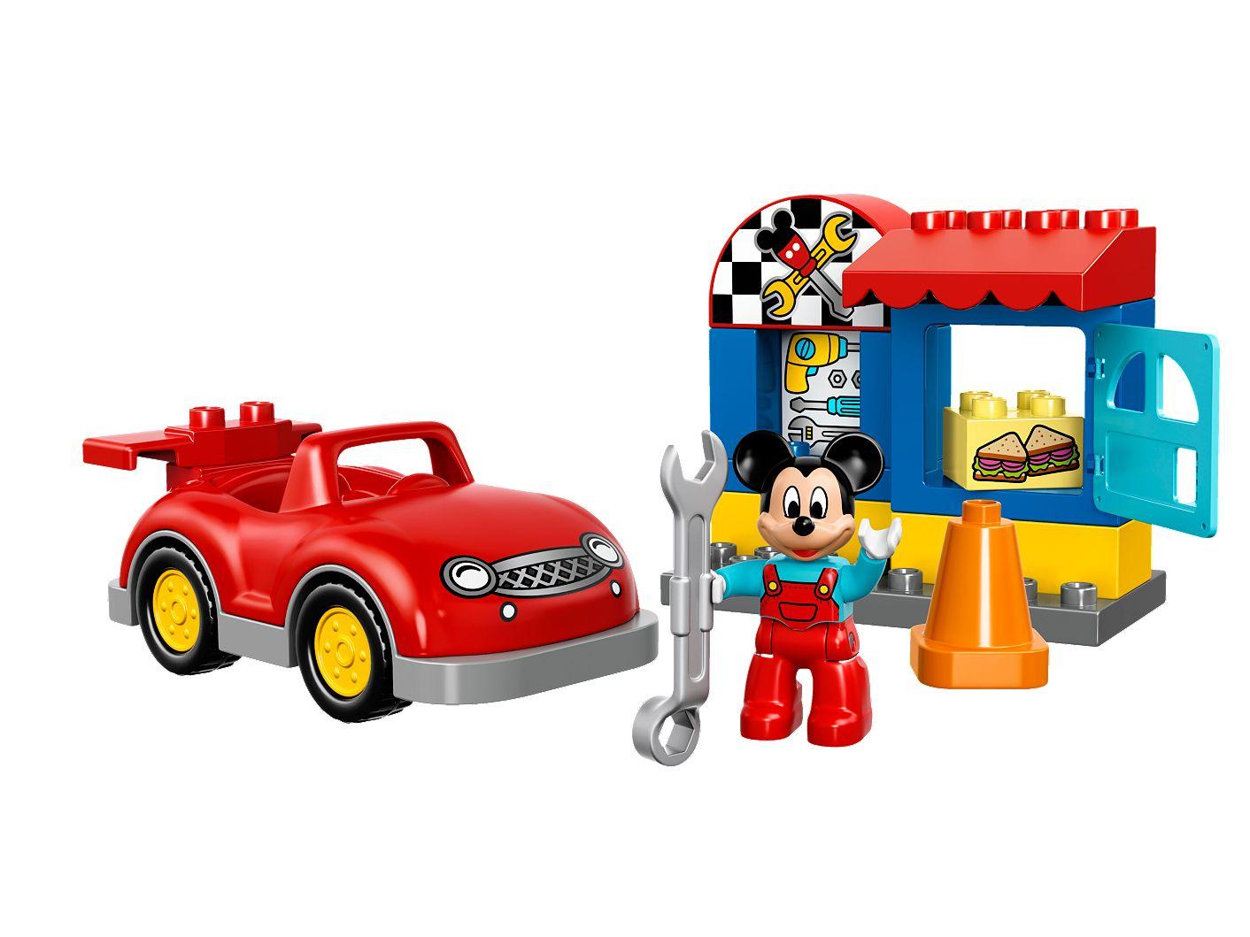 Warsztat Myszki Mickey 10829 Duplo Lego Shop