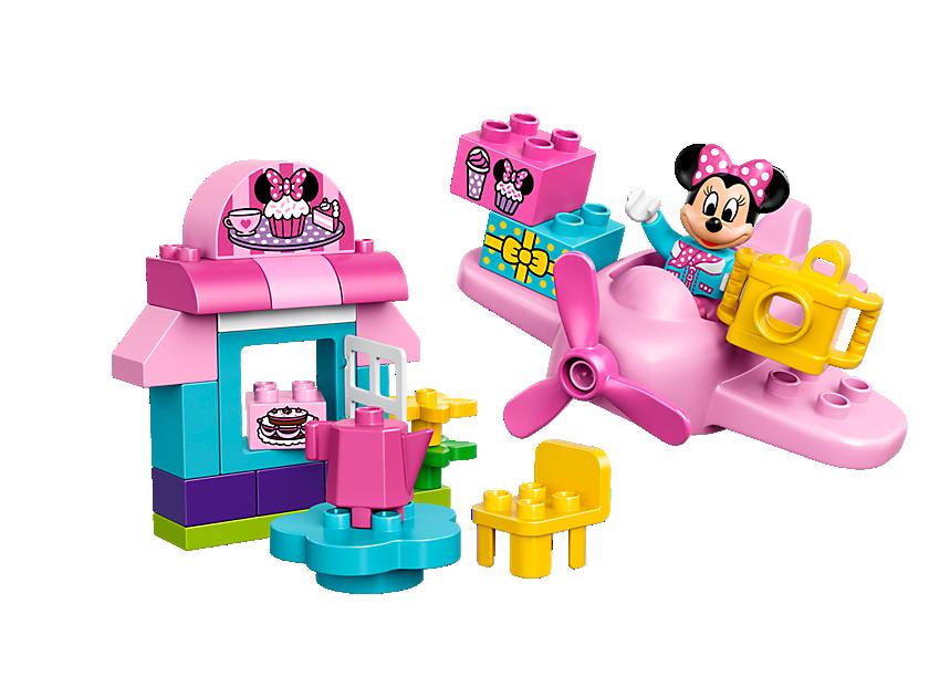 Lego Minnie's Café