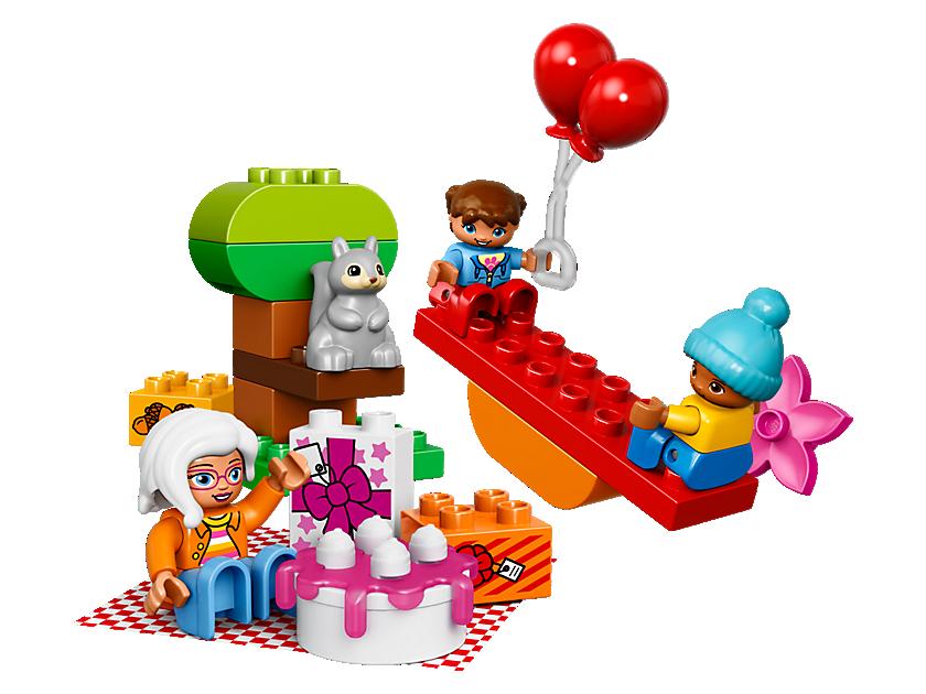 Lego Birthday Picnic