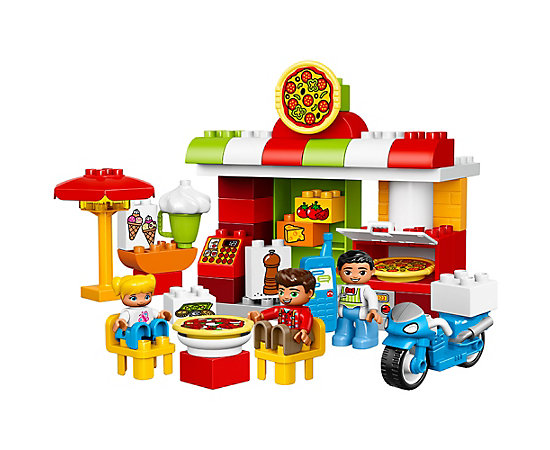 how to make a lego shop
