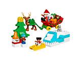 Winterspaß mit dem Weihnachtsmann