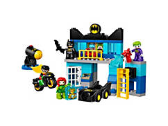 Le défi de la Batcave