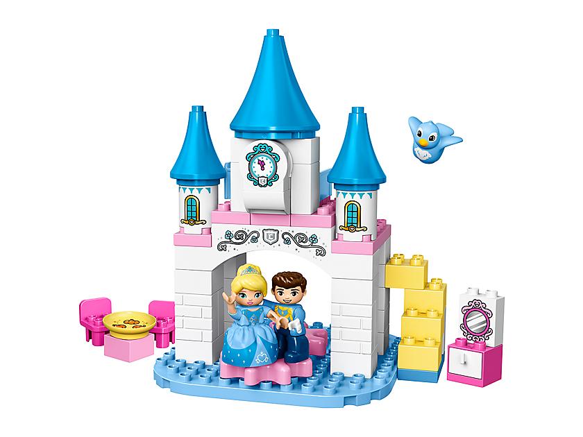 Cinderellas Märchenschloss