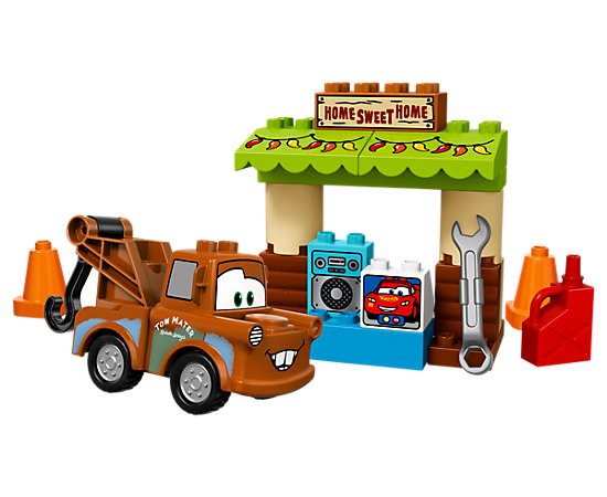 Mater 180 S Shed 10856 Duplo 174 Lego Shop