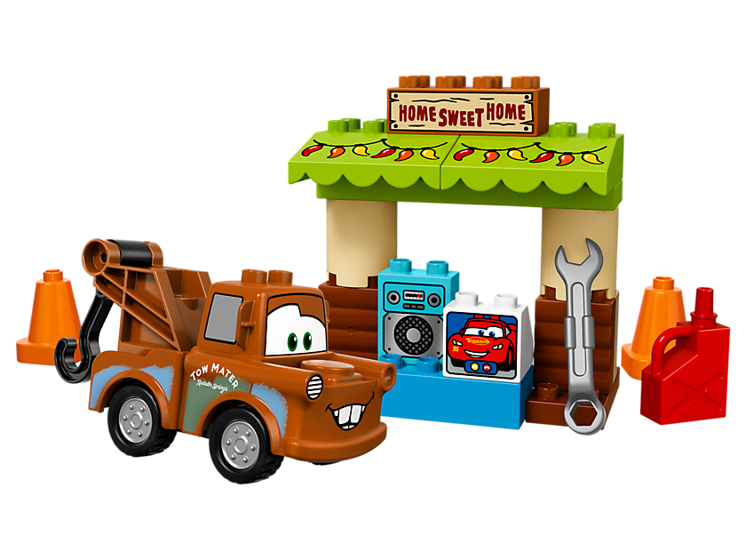 Lego Mater S Shed