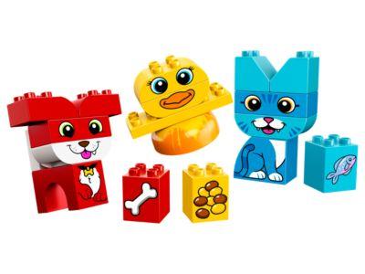 Mon premier puzzle des animaux