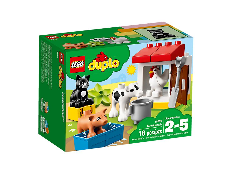 Farm Animals 10870 Duplo Lego Shop