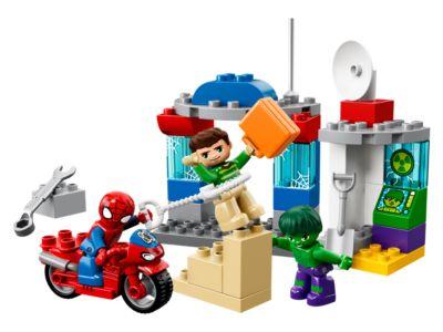 Spider-Man & Hulk Adventures
