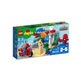 Die Abenteuer von Spider-Man und Hulk