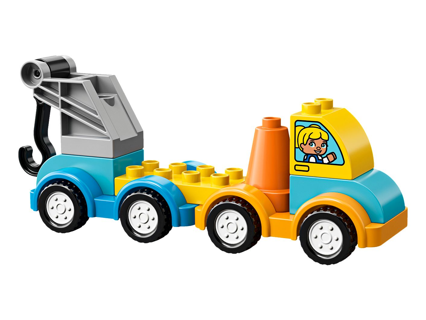 My First Tow Truck 10883 | Buy online at the Official LEGO® Shop LU