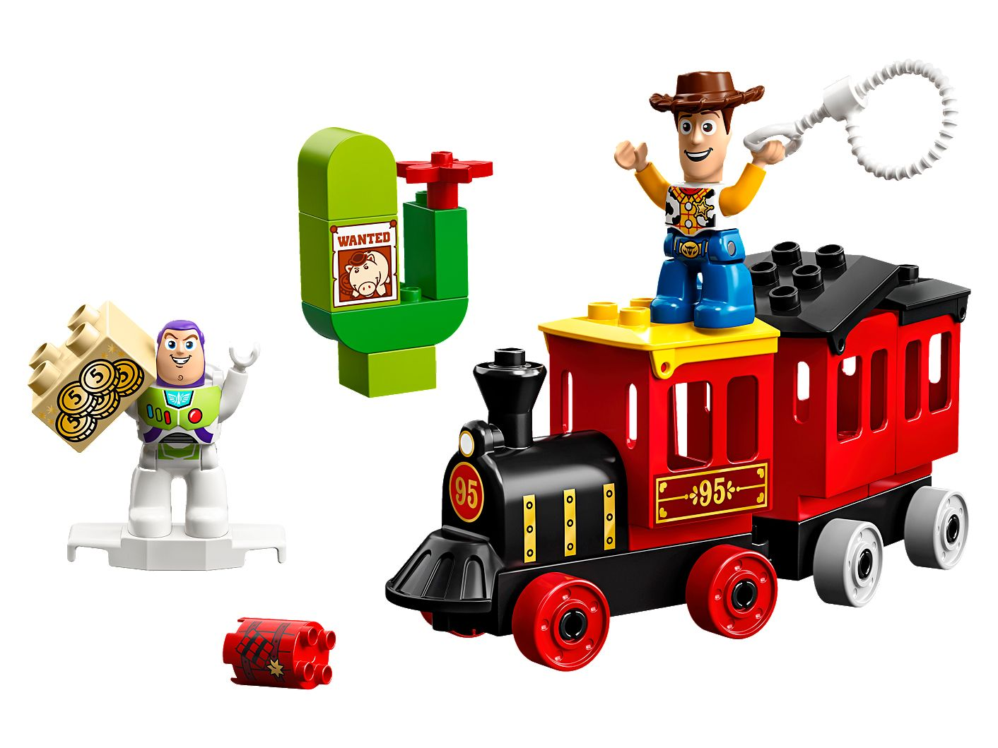 Toy Story Train - 10894 | DUPLO® | LEGO Shop