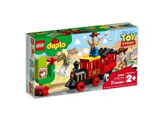 """""""Rotaļlietu stāsta"""" vilciens"""