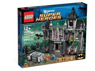 Batman™ : l'évasion de l'asile d'Arkham