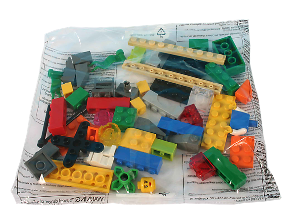 The LEGO<sup>®</sup> SERIOUS PLAY<sup>®</sup> program is a radical and innovative process designed to enhance business performance through building with LEGO bricks.