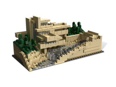 Fallingwater® - 21005   Architecture   LEGO Shop