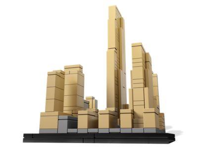 Rockefeller Center - 21007   Architecture   LEGO Shop