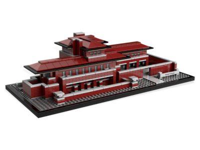 Robie™ House - 21010   Architecture   LEGO Shop