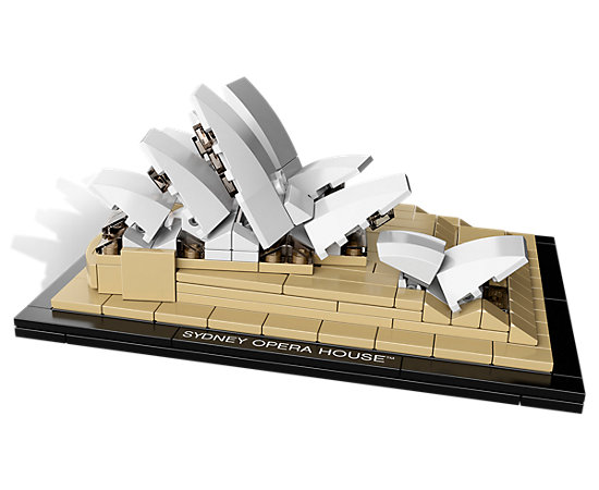 Sydney Opera House 21012 Architecture Lego Shop