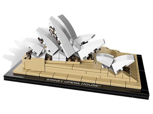 Sydney Opera House 21012 Architecture Lego Shop