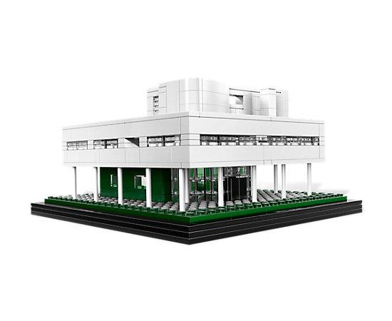 Villa Savoye 21014 Architecture Lego Shop