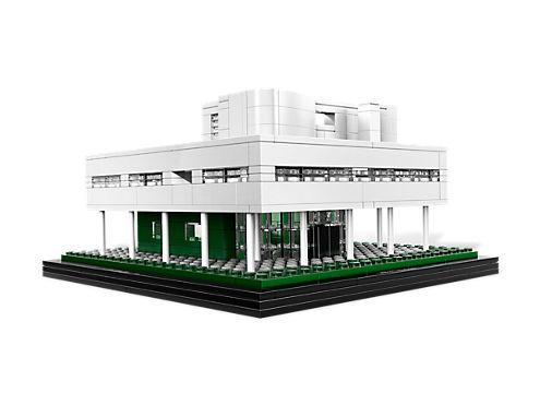 Villa Savoye - 21014 | Architecture | LEGO Shop