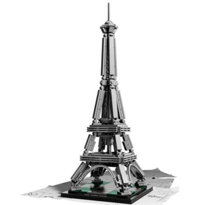 <div>Explore product details and fan reviews for buildable toy The Eiffel Tower 21019 from Architecture. Buy today with The Official LEGO® Shop Guarantee.</div>