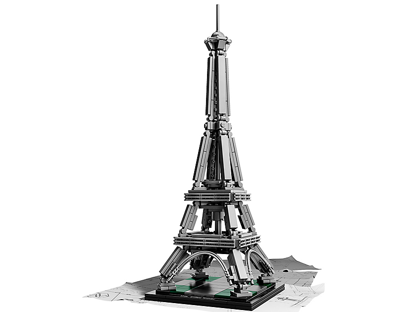 Lego The Eiffel Tower