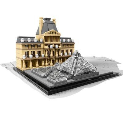 Louvre - 21024   Architecture   LEGO Shop