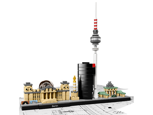 Explore product details and fan reviews for Berlin 21027 from Architecture. Buy today with The Official LEGO® Shop Guarantee.