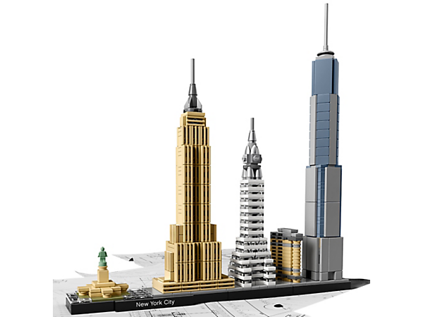 Explore product details and fan reviews for New York City 21028 from Architecture. Buy today with The Official LEGO® Shop Guarantee.