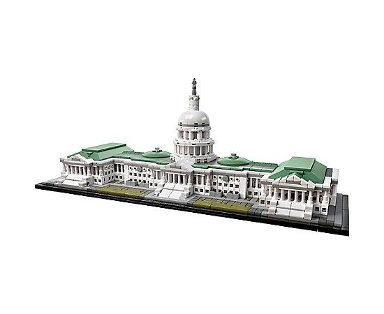 United States Capitol Building 21030 Architecture Lego Shop