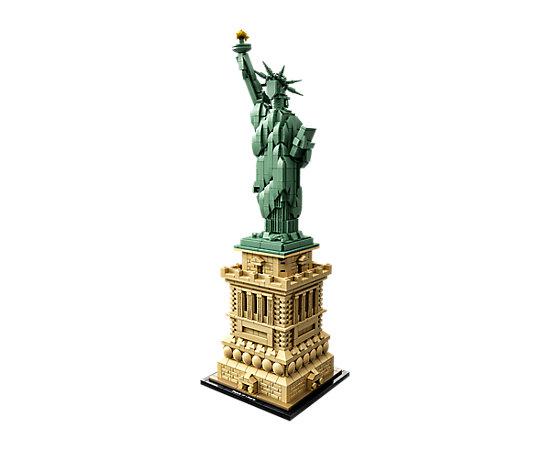 Statue Of Liberty 21042 Architecture Lego Shop