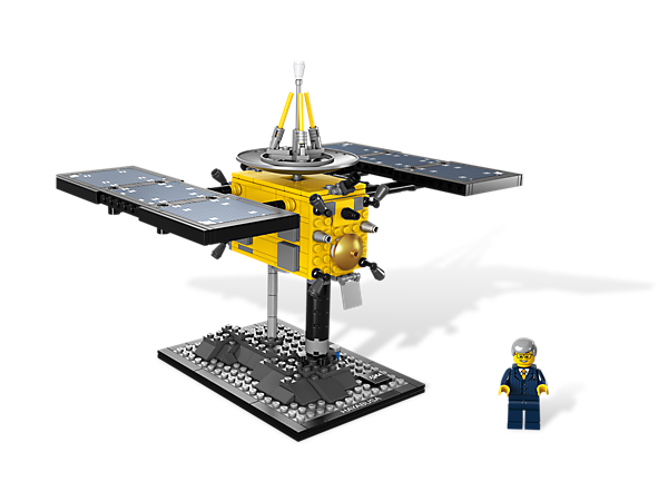 Recreate Hayabusa, a modern marvel, selected by LEGO® CUUSOO members of Japan!