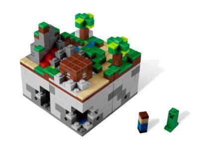 Minecraft - 21102 | Ideas | LEGO Shop