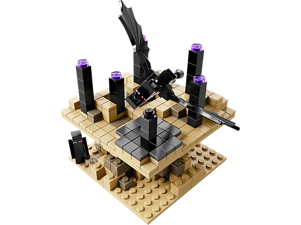 Explore product details and fan reviews for buildable toy Micro World – The End 21107 from Minecraft. Buy today with The Official LEGO® Shop Guarantee.