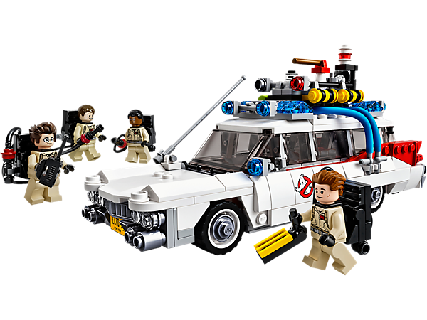 Explore product details and fan reviews for buildable toy Ghostbusters™ Ecto-1 21108 from LEGO Ideas. Buy today with The Official LEGO® Shop Guarantee.
