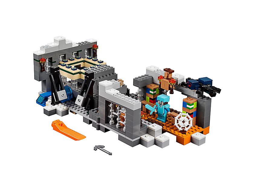 Lego The End Portal