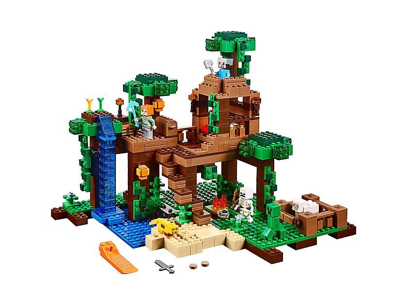Lego The Jungle Tree House
