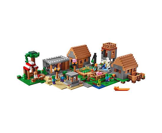 The Village 21128 Minecraft Lego Shop