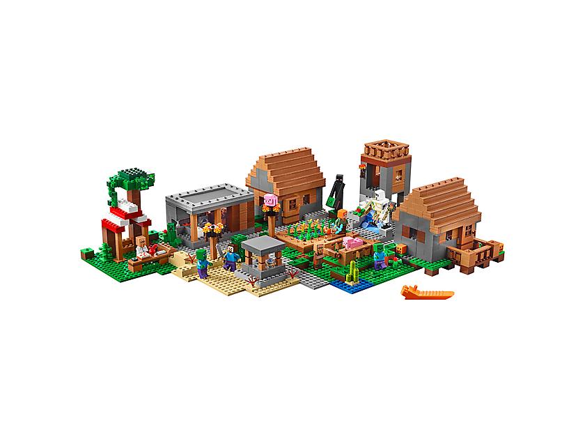 prix LEGO 21128 Le Village