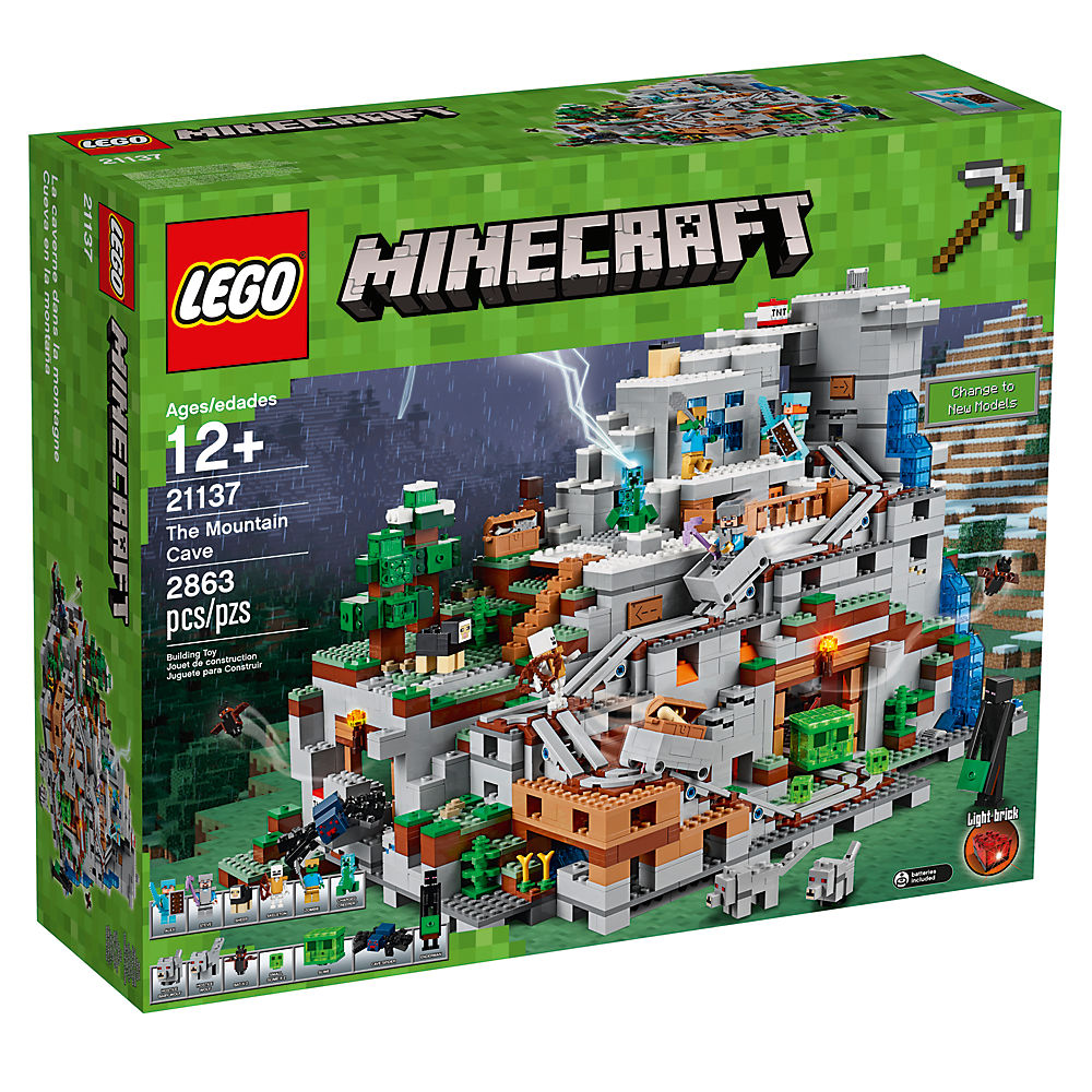 Lego Minecraft Archives The Brothers Brick The Brothers Brick