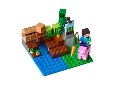 The Melon Farm - 21138 | Minecraft™ | LEGO Shop