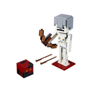 Skeleton BigFig with Magma Cube