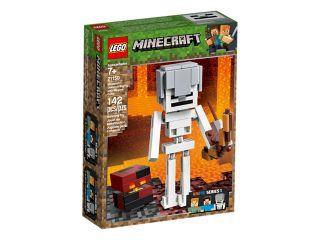 Minecraft™ Skeleton BigFig with Magma Cube
