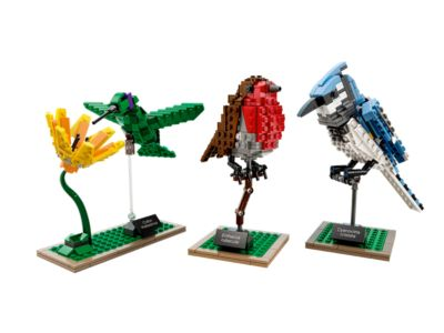 <p>Explore product details and fan reviews for Birds 21301 from LEGO® Ideas. Buy today with The Official LEGO® Shop Guarantee. </p>